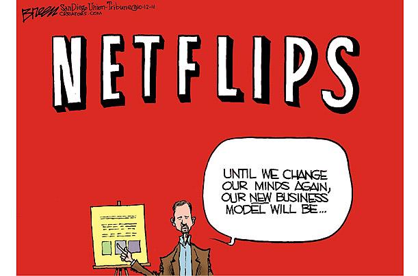 cartoon by Steve Breen / San Diego Union Tribune / Creators Syndicate