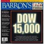 barrons dow 15000