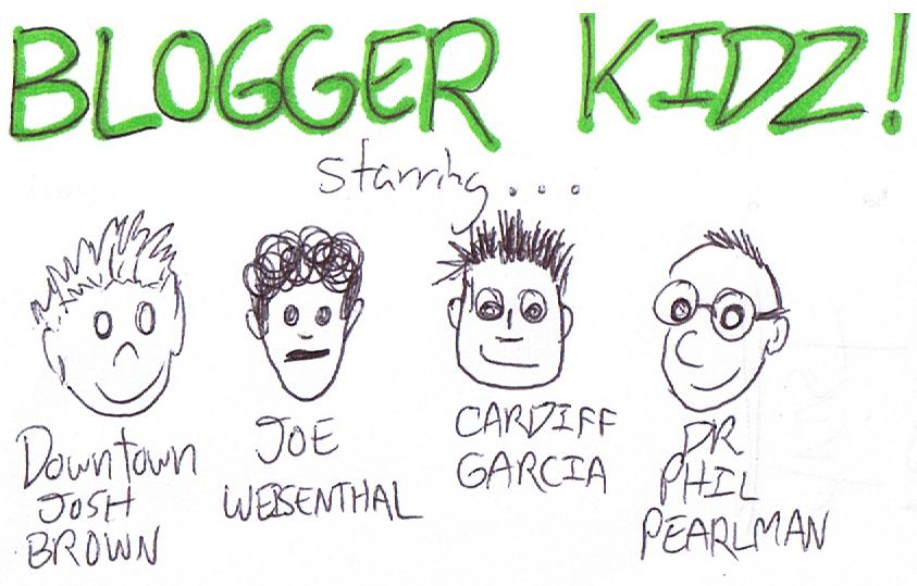 blogger kidz