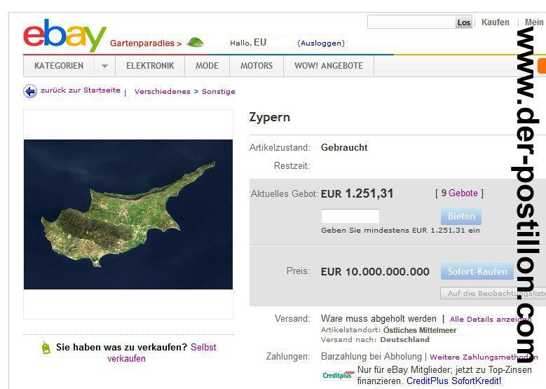 cyprus on sale