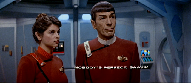 saavik and spock