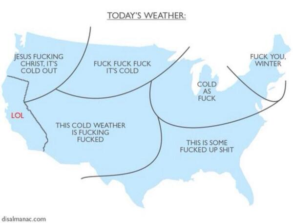todays wheater