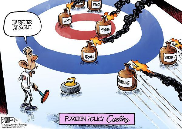 obama curl