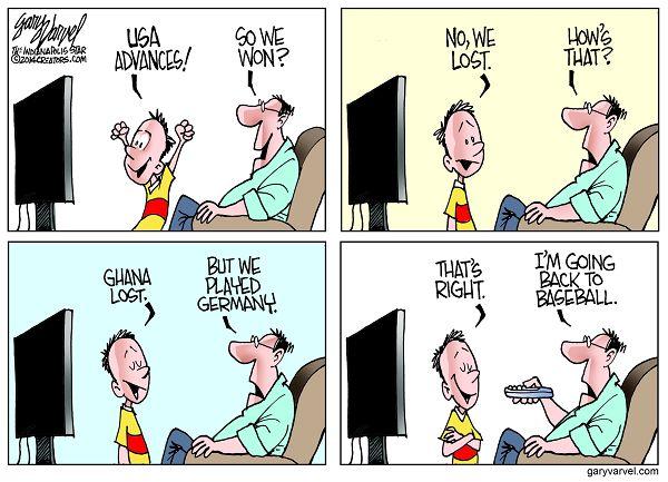 Cartoonist Gary Varvel: Explaining World Cup soccer