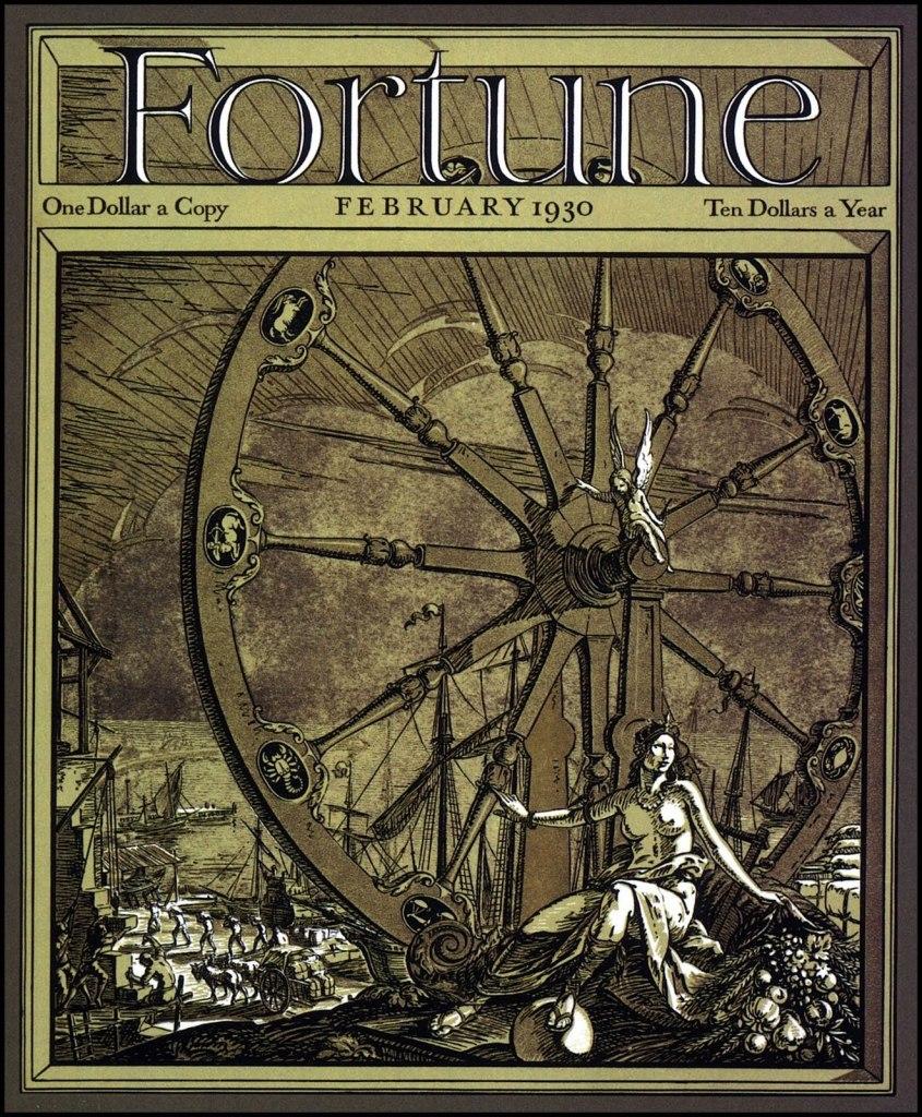 fortune feb 1930