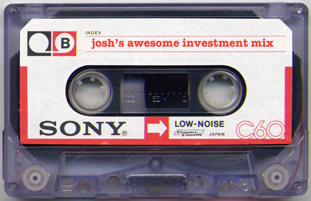 joshs awesome investment mix