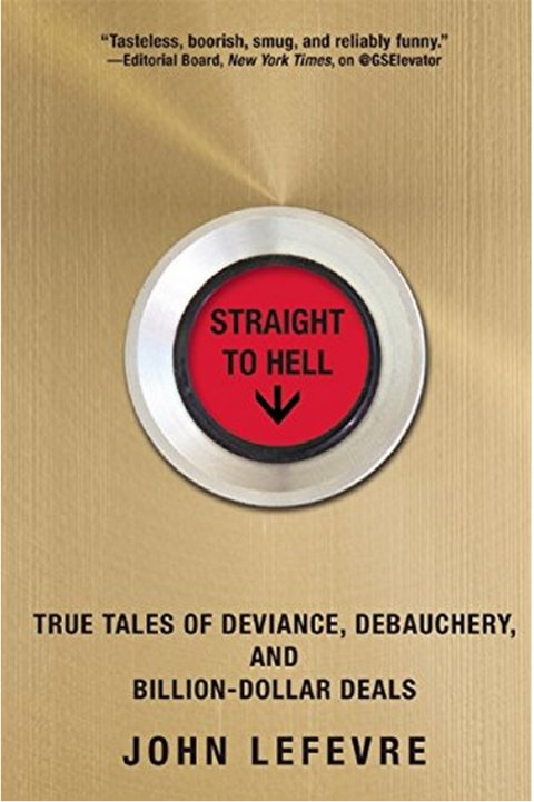 my review of the goldman sachs elevator book
